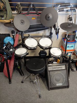 Roland V-Drums TD-25 Electronic Drum Set for Sale in Denver, CO