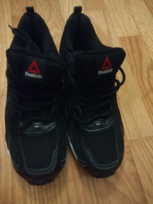 Mens new 7.5 Reebok sneakers for Sale in Saint James, NY