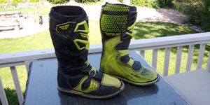 Fly Racing Dirt Bike / ATV / Motocross Boots sz. 13 for Sale in Lakewood, CO