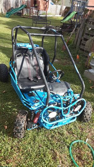 420cc gokart, motor is not installed yet. Engine runs good just needs cleaned. Nothing is wrong with it Lights work electric start & key for Sale in Hampton, VA
