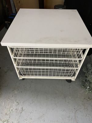Storage cart from Ikea for Sale in El Cerrito, CA