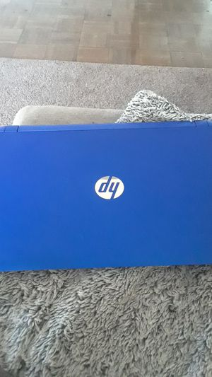 Hp pavilion notebook for Sale in Tustin, CA