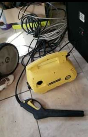 Karcher electric pressure washer for Sale in Savannah, GA