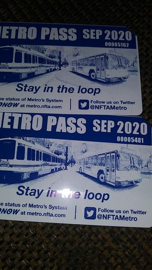 Bus passes for sale for Sale in Buffalo, NY