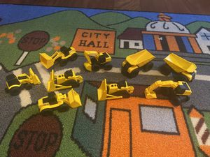 9 piece construction vehicle set for Sale in Coral Springs, FL