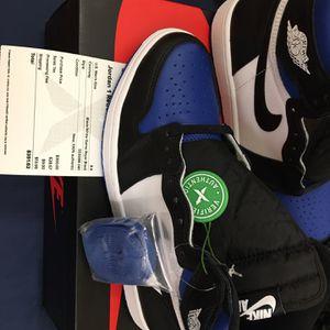 Jordan 1 Retro High Royal Toe for Sale in Brooklyn, NY