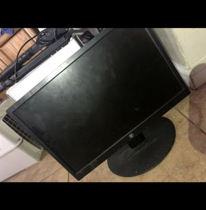 Monitor desk computer and keyboard . for Sale in Bakersfield, CA