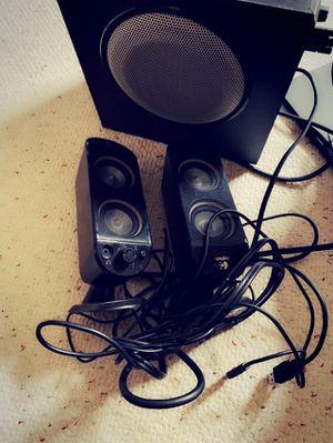 3 Logitech speakers for Sale in Wayland, MA