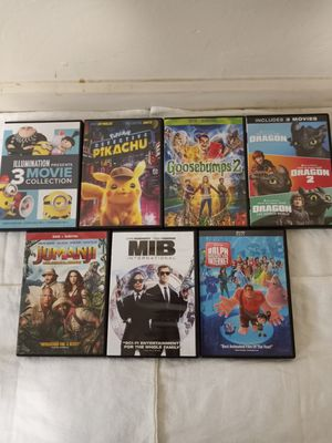 Family/Kids DVD Lot for Sale in Oakland, CA
