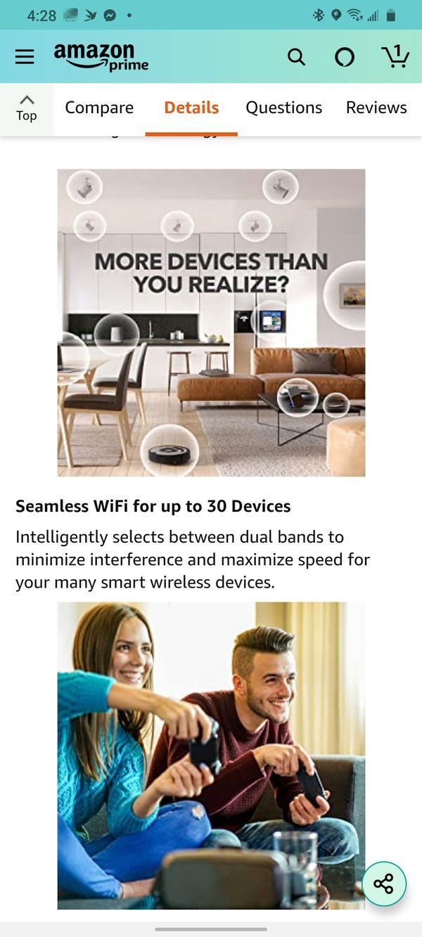 NETGEAR Nighthawk Cable Modem WiFi Router Combo C7000 - $100 OBO
