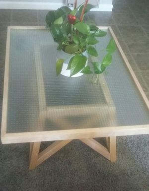 Console and coffe table for Sale in Hayward, CA