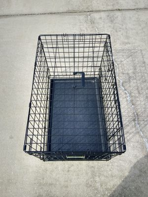 Top pow dog kennel foldable for Sale in Tampa, FL