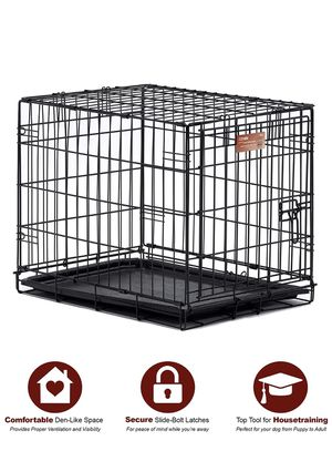 Dog/puppy crate + crate bed for small breeds for Sale in Miami, FL