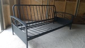 Futon Bed Metal Frame for Sale in Sanford, NC