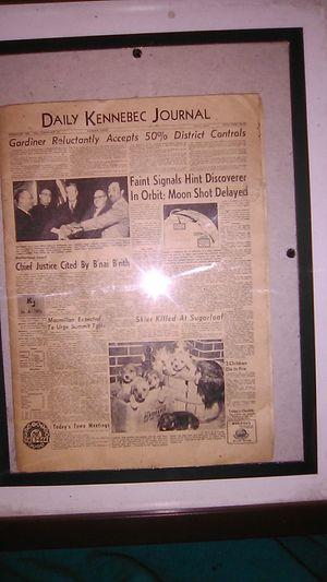 Daliy journal paper for Sale in Evansville, IN