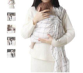 BABY RING SLING WHITE PLAID for Sale in Kerman,  CA