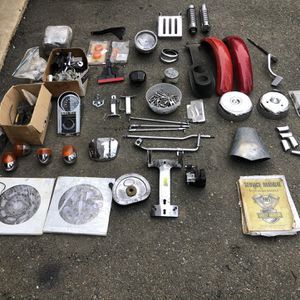 Harley Davidson Parts for Sale in North East, MD