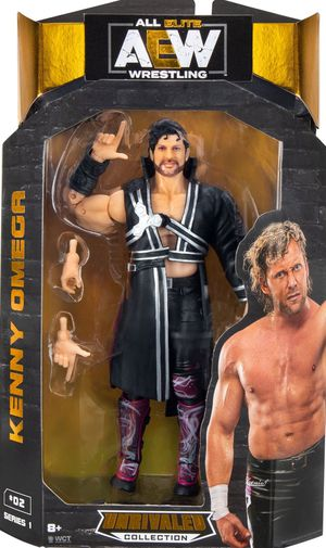 New AEW Kenny Omega Action Figure. for Sale in Apopka, FL