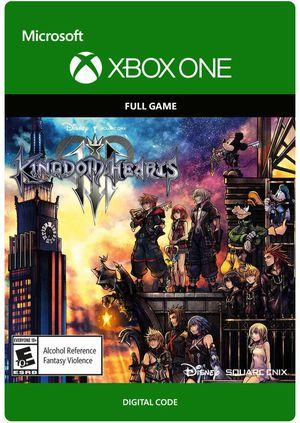 Kingdom Hearts 3 Digital Code (Xbox One) for Sale in Chula Vista, CA