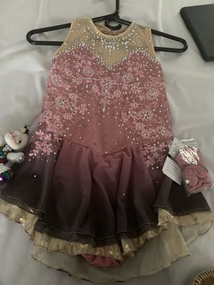Size 14 girls Figure Skating dress Brand New for Sale in Cleveland, OH