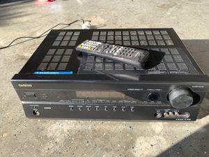 Onkyo receiver model HT-R580 for Sale in Hayward, CA