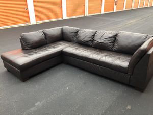 Sectional Couch Sofa *FREE DELIVERY* for Sale in Beachwood, NJ