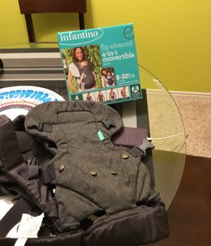 Infantino baby carrier for Sale in Farmers Branch, TX