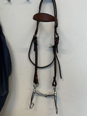 Western headstall and bit for Sale in Vancouver, WA