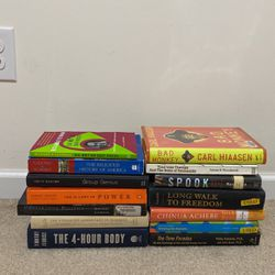 Various Books for Sale in Twinsburg,  OH