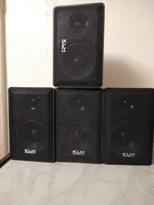 KLH audio surrounded sound system for Sale in Philadelphia, PA