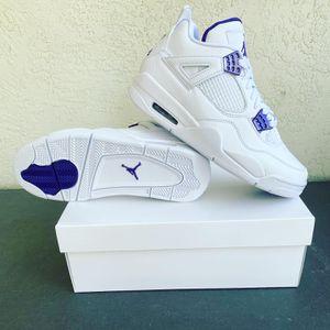 Jordan 4 Metallic Purple for Sale in Pittsburg, CA