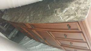 Real marble top dresser for Sale in Sebring, FL
