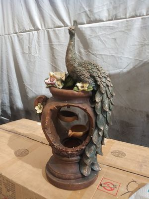 Peacock fountain for Sale in Riverside, CA