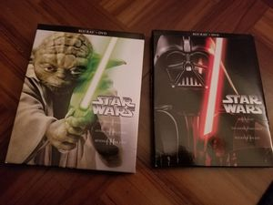 Star wars movies for Sale in Grand Prairie, TX