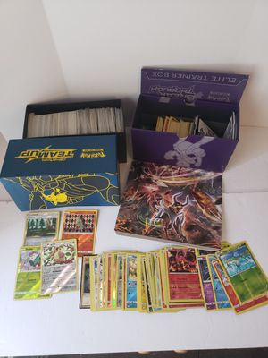 Pokemon cards and holographic cards for Sale in Peoria, AZ