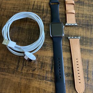 Apple Watch 1 38mm Stainless Steel for Sale in La Mesa, CA