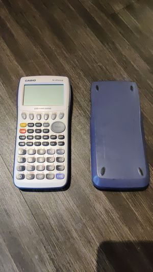Casio Graphing Calculator for Sale in Los Angeles, CA