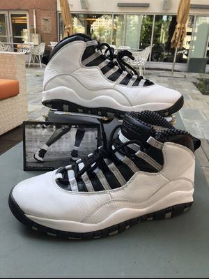 "Air Jordan Retro X OG ""Steel Grey"" for Sale in Silver Spring, MD"