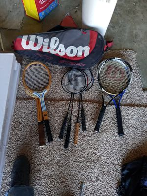 Tennis racket for Sale in Roseville, CA