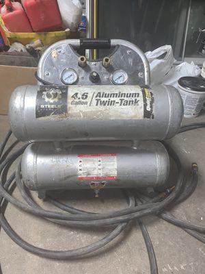 Steele air compressor for Sale in Cicero, IL
