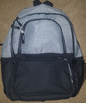 New! Black & Gray Laptop Backpack for Sale in Moreno Valley, CA