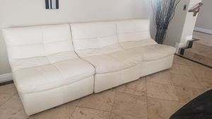 White couches for Sale in Scottsdale, AZ