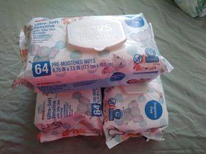 CVS Health. Ultra Sensitive Cleansing Wipes for Sale in St. Petersburg, FL