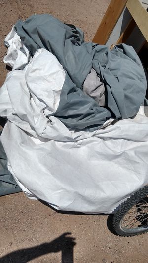 Large RV/ camper cover $65 for Sale in Apache Junction, AZ