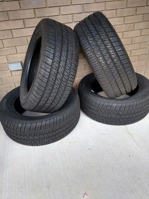 Set of (4) Goodyear Eagle RSA Tires LIKE NEW.. for Sale in Syracuse, NY