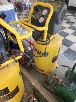 Dewalt compressor for Sale in Visalia, CA