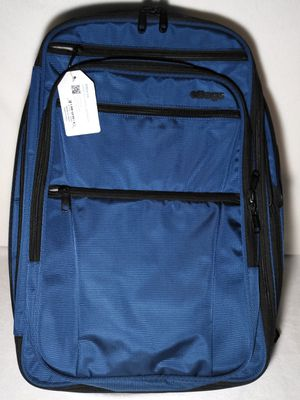 CARRY-ON TRAVEL BACKPACK BLUE for Sale in Montclair, CA