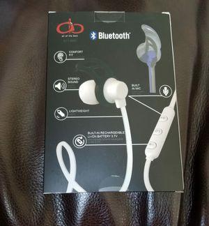 db A11-B86 Wireless-in-Ear Bluetooth Headphones Sport (Blue) for Sale in Austell, GA
