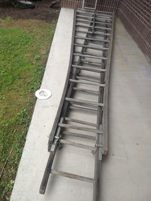 huge wooden ladder for Sale in Tullahoma, TN