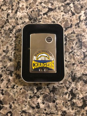 San Diego Chargers Zippo for Sale in Frisco, TX